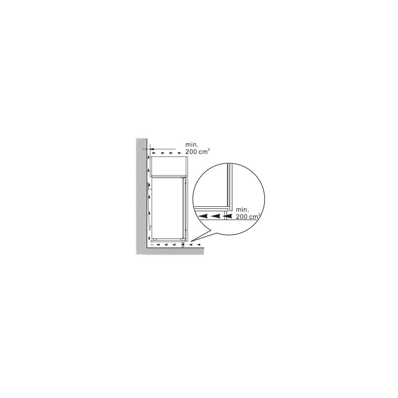 Холодильник INTERLINE IBC 250 изображение 3