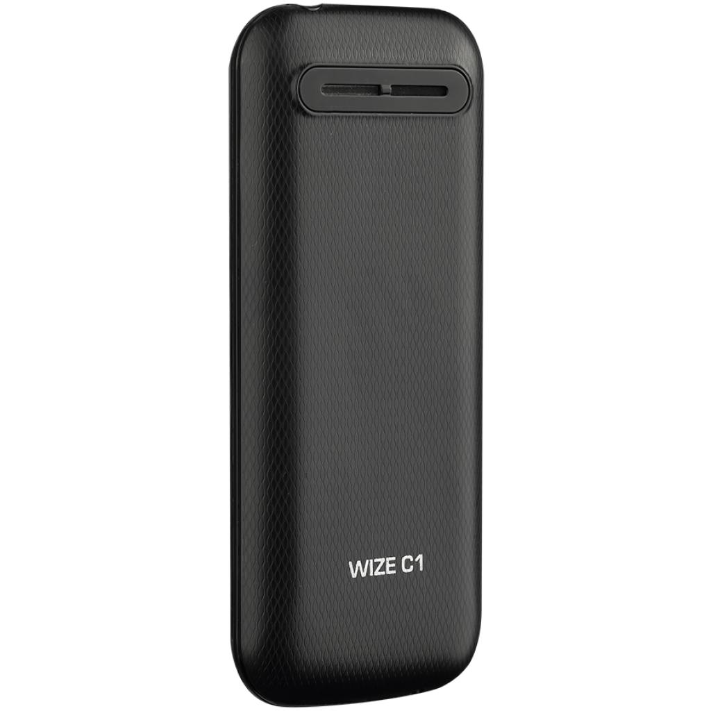 Мобильный телефон PRESTIGIO 1240 Duo Black (PFP1240DUOBLACK) изображение 4