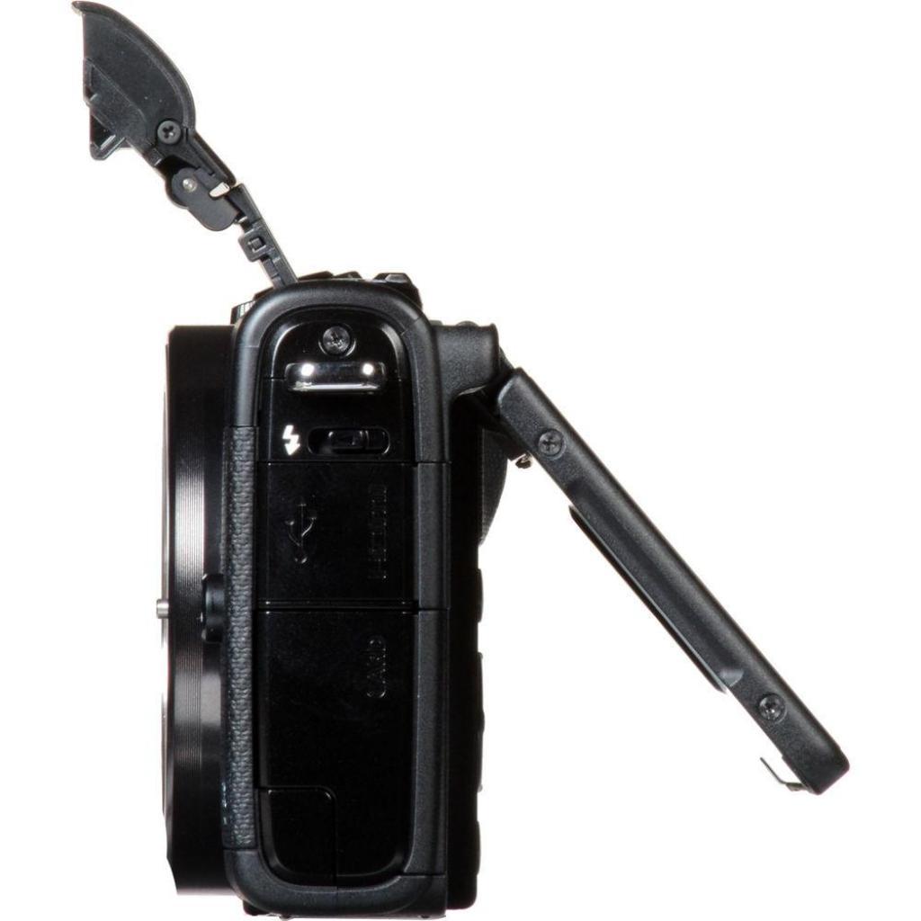 Цифровой фотоаппарат Canon EOS M100 + 15-45 IS STM Black (2209C048) изображение 10