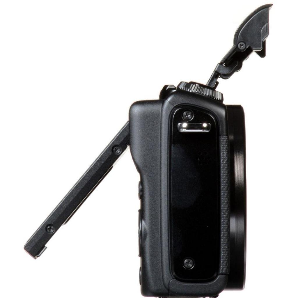 Цифровой фотоаппарат Canon EOS M100 + 15-45 IS STM Black (2209C048) изображение 9