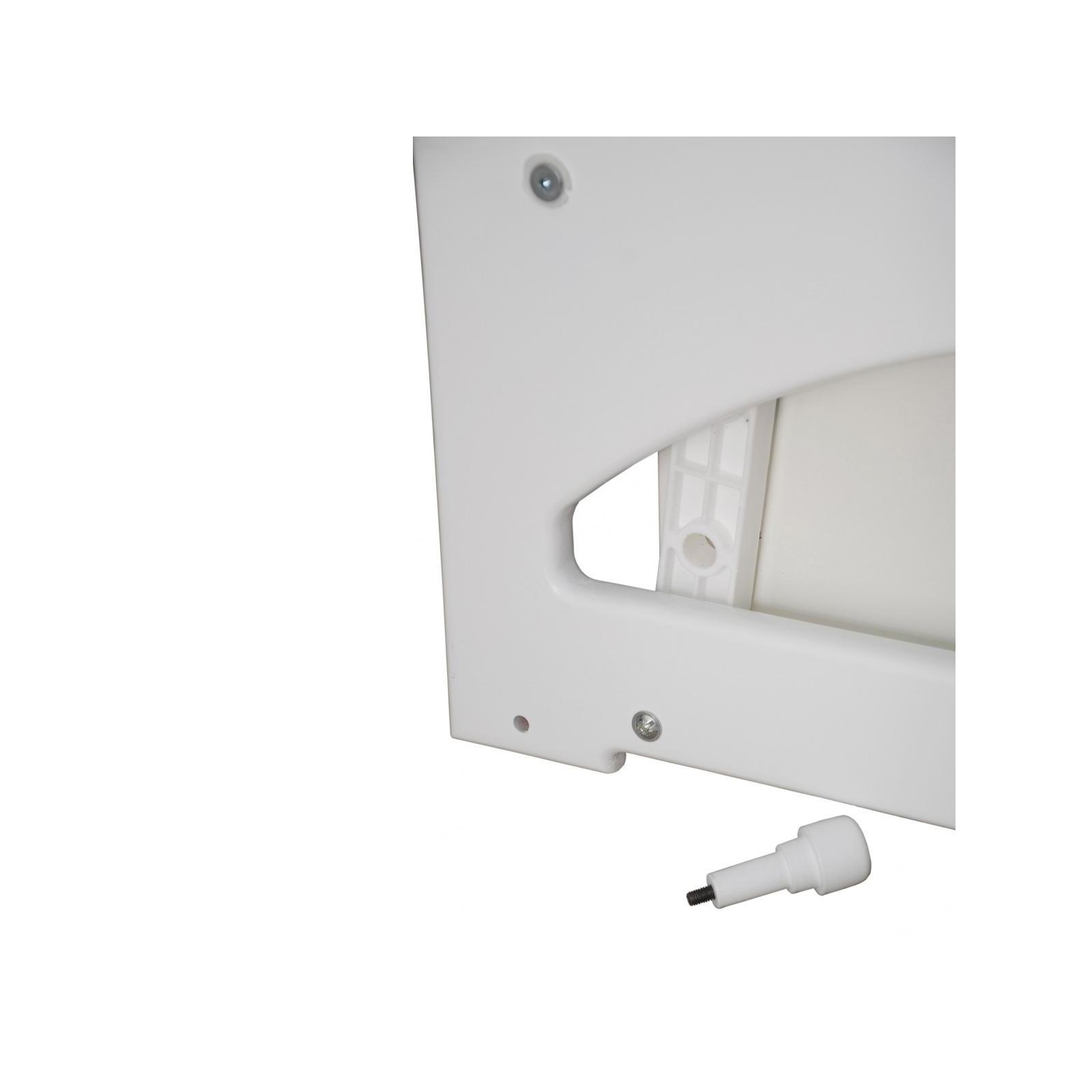 Кроватка Верес Соня ЛД-8 Белый декор.(ящ.+ маят.) (08.1.61.3.06) изображение 5