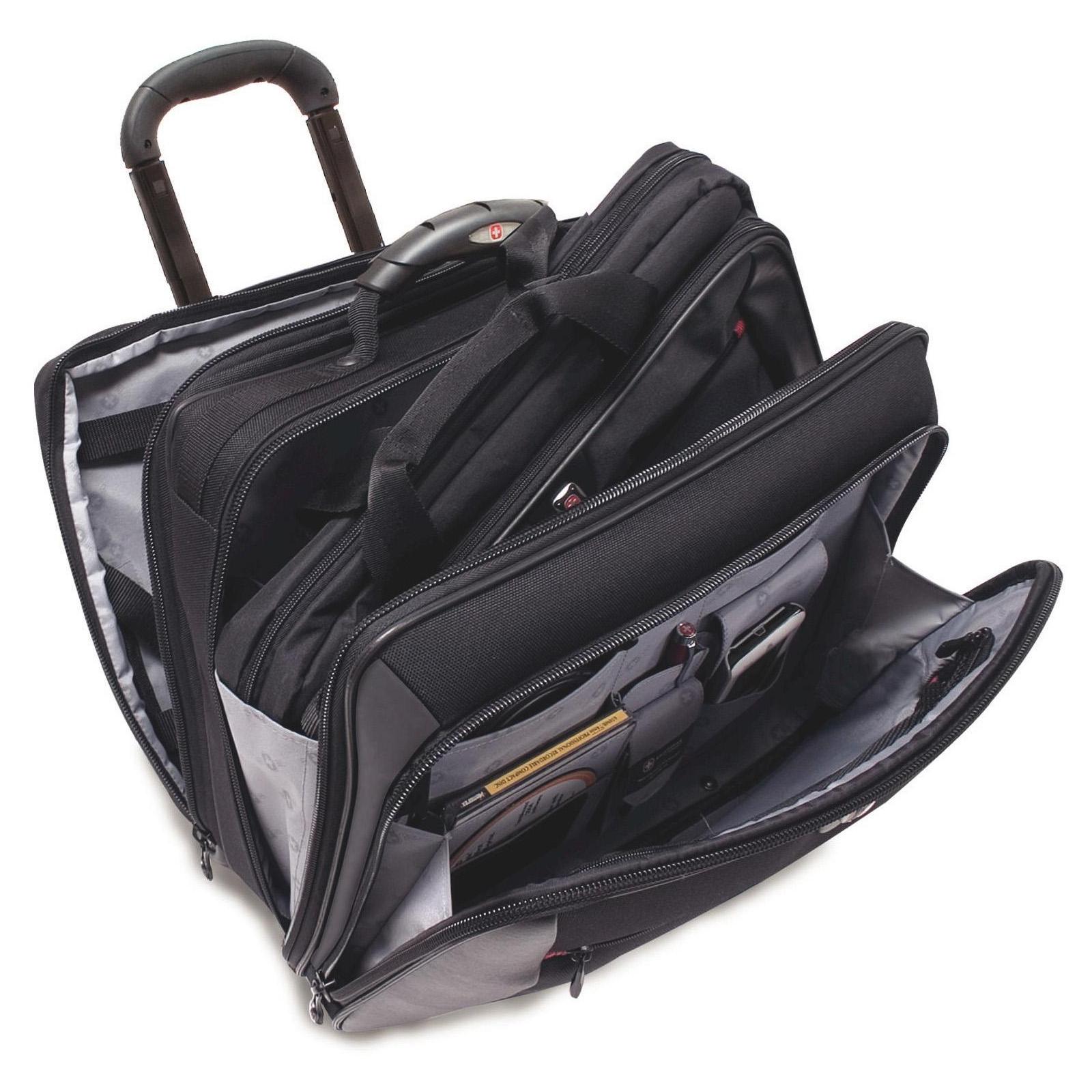 Сумка дорожная Wenger Potomac Wheeled Laptop Case (600661) изображение 3