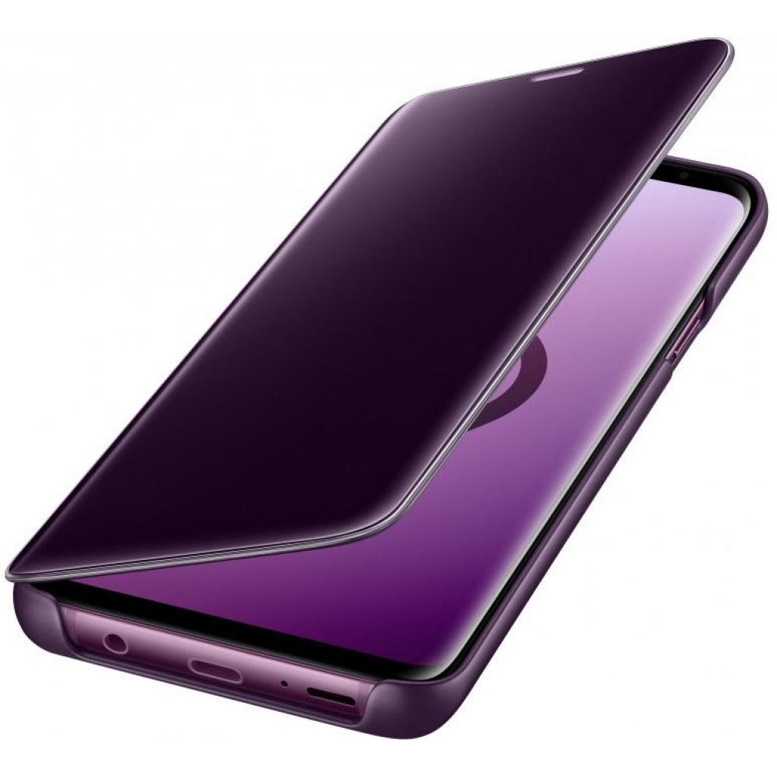 Чехол для моб. телефона Samsung для Galaxy S9+ (G965) Clear View Standing Cover Orchid (EF-ZG965CVEGRU) изображение 3