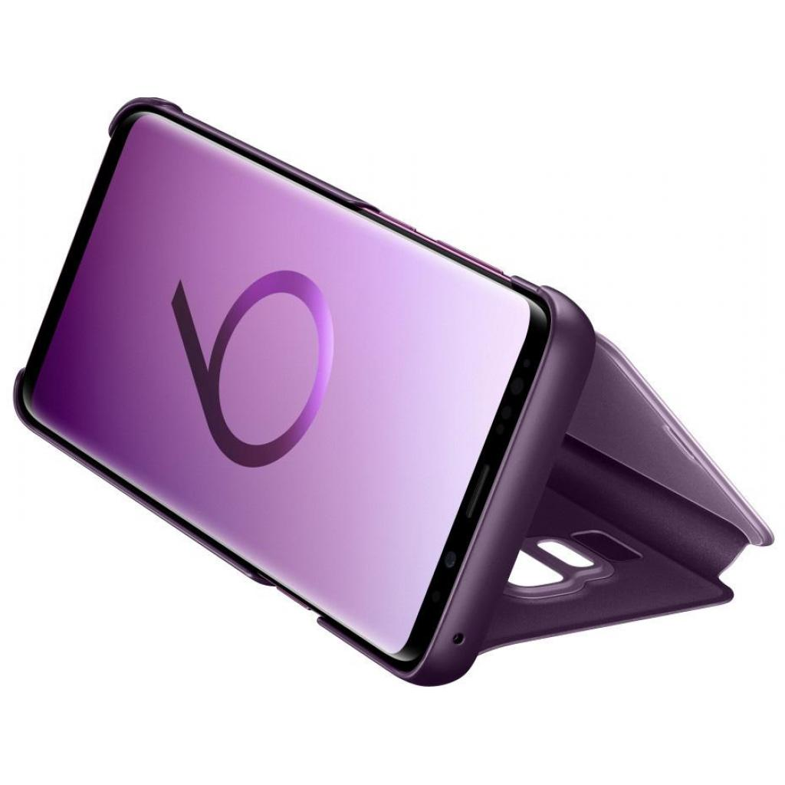 Чехол для моб. телефона Samsung для Galaxy S9+ (G965) Clear View Standing Cover Orchid (EF-ZG965CVEGRU) изображение 5