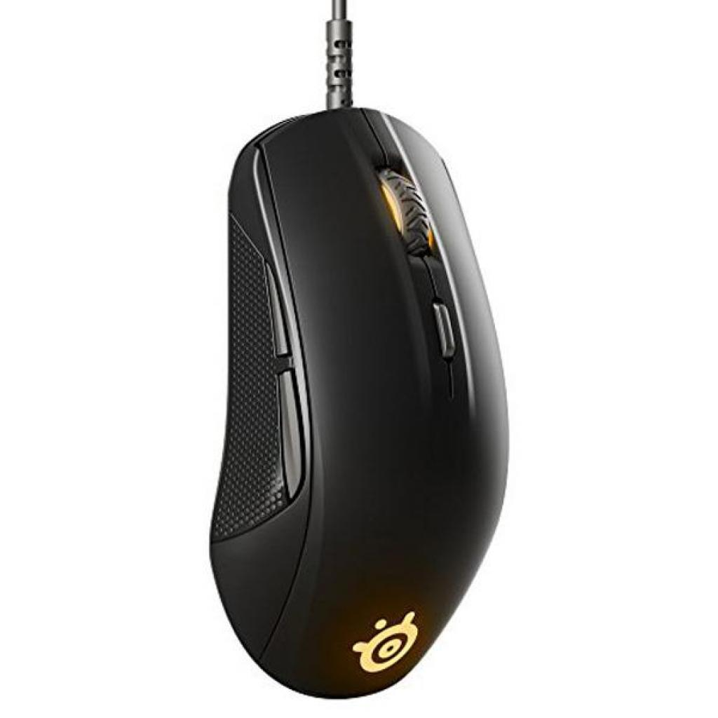 Мышка SteelSeries Rival 110 black (62466) изображение 5