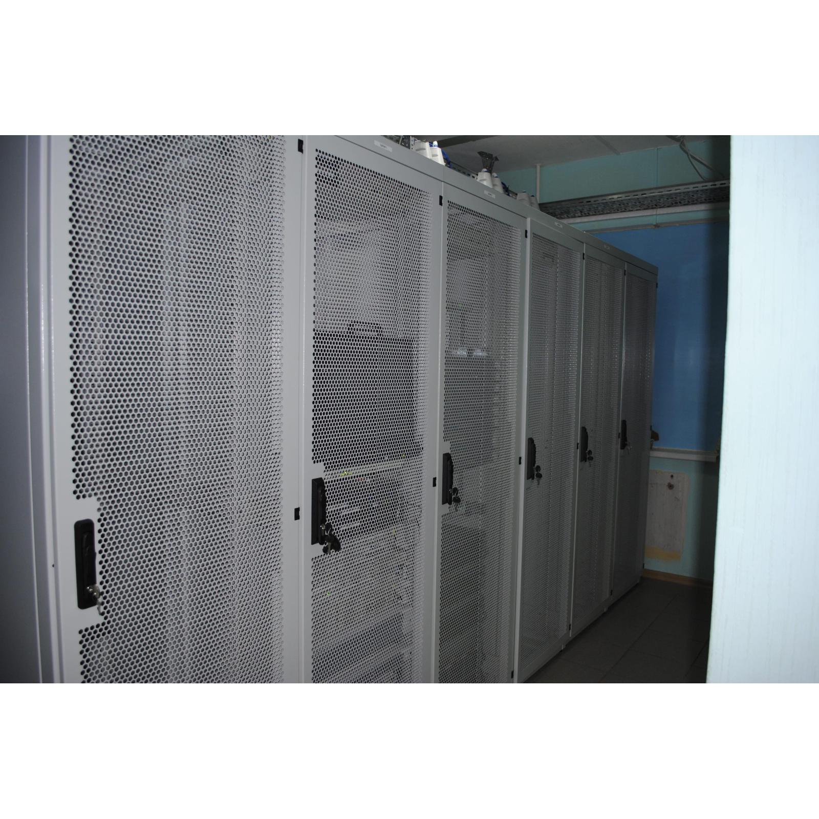 Шкаф напольный CSV 42U Rackmount 600x800 Glass изображение 11