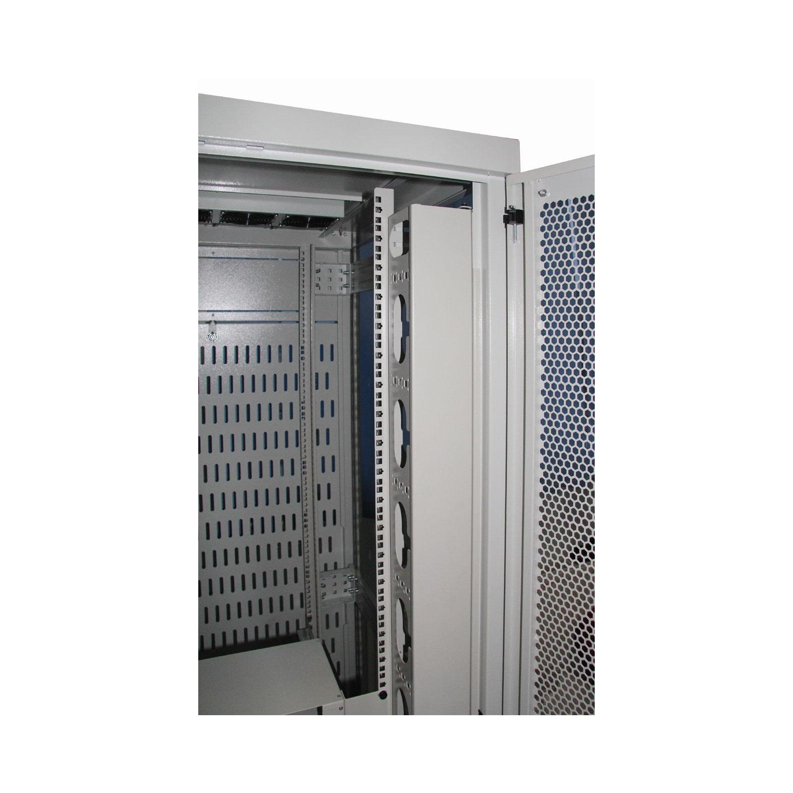 Шкаф напольный CSV 42U Rackmount 600x800 Glass изображение 3