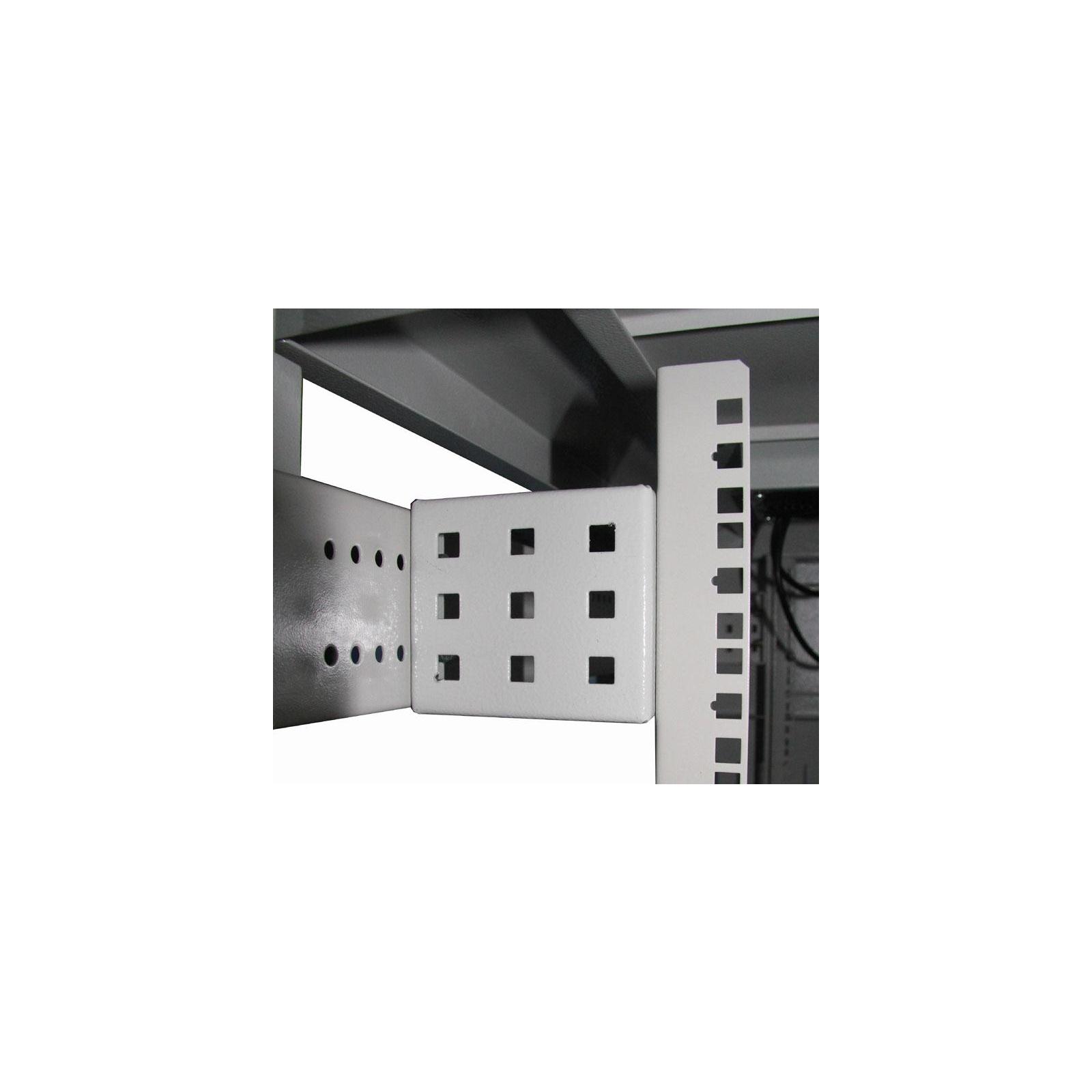 Шкаф напольный CSV 42U Rackmount 600x800 Glass изображение 4