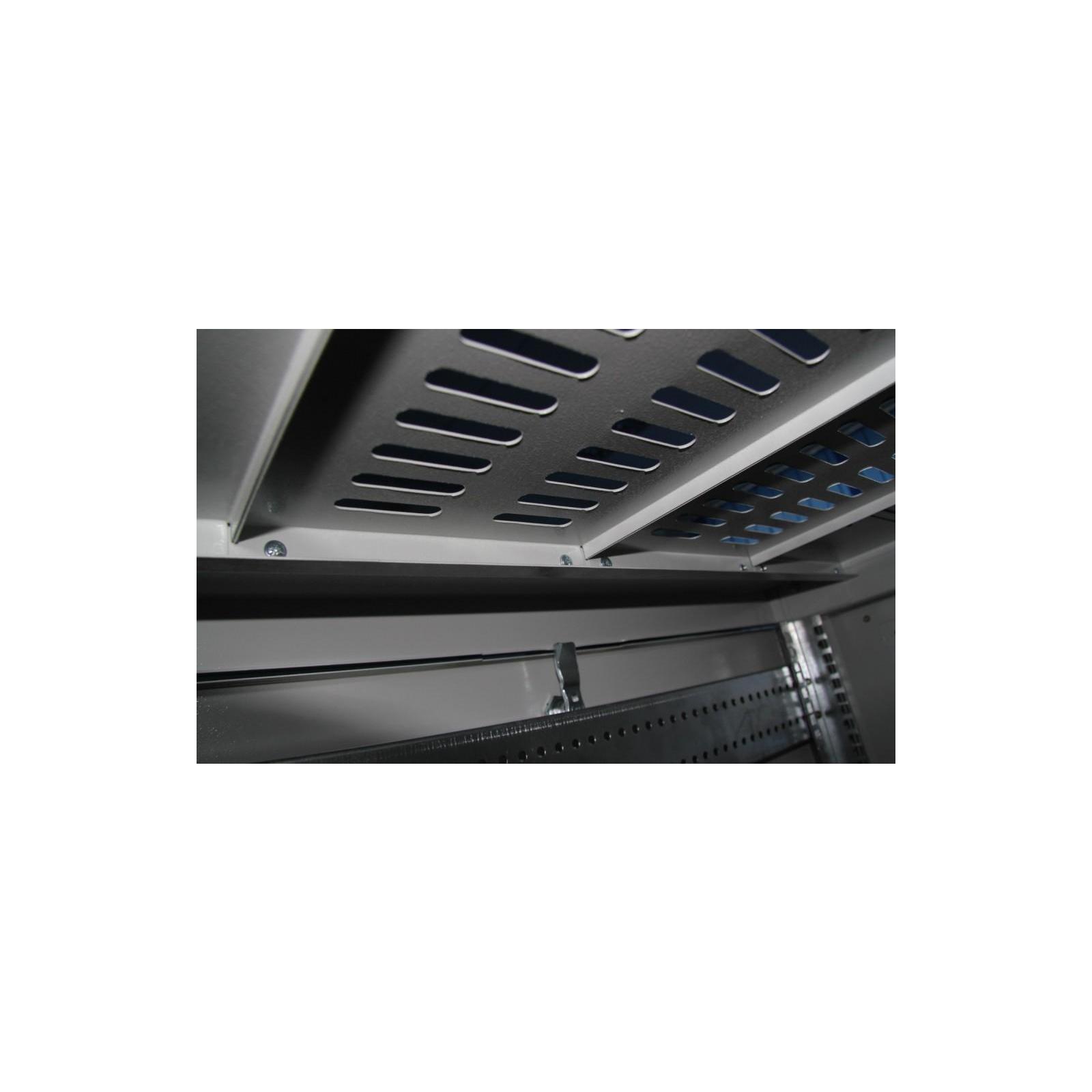 Шкаф напольный CSV 42U Rackmount 600x800 Glass изображение 5