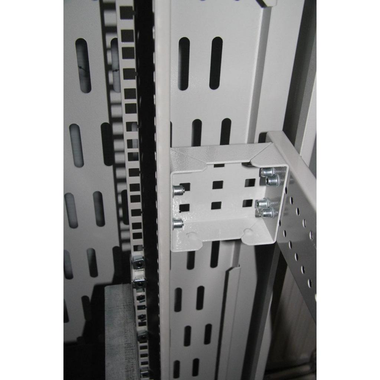 Шкаф напольный CSV 42U Rackmount 600x800 Glass изображение 6
