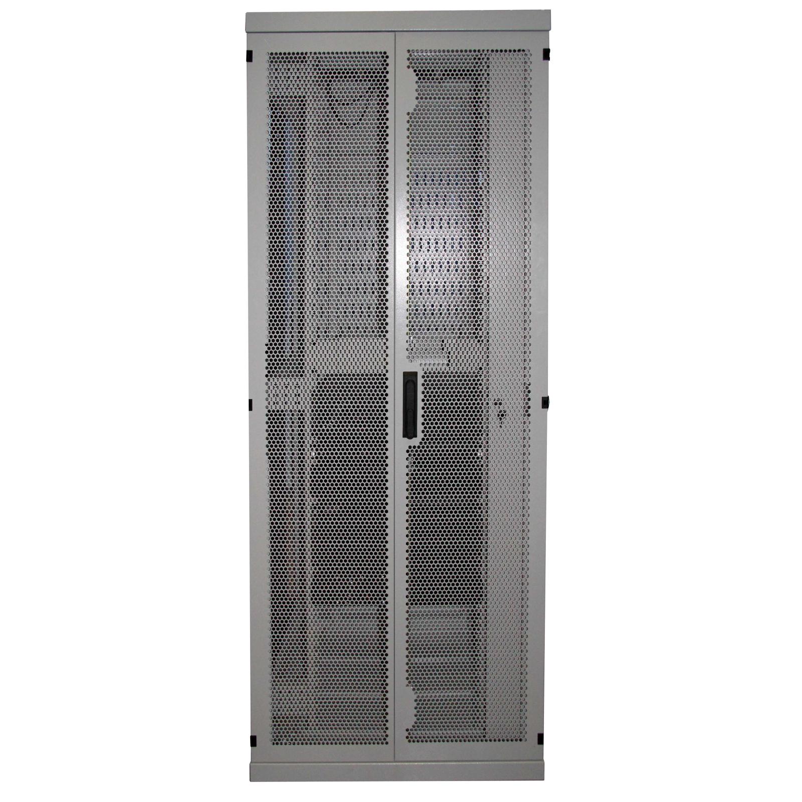 Шкаф напольный CSV 42U Rackmount 600x800 Glass