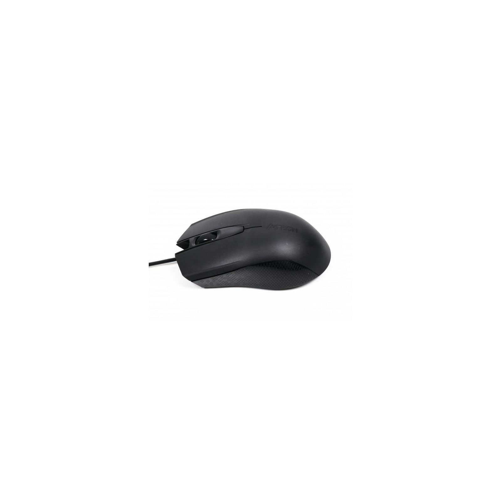 Мышка A4tech OP-760 Black изображение 2
