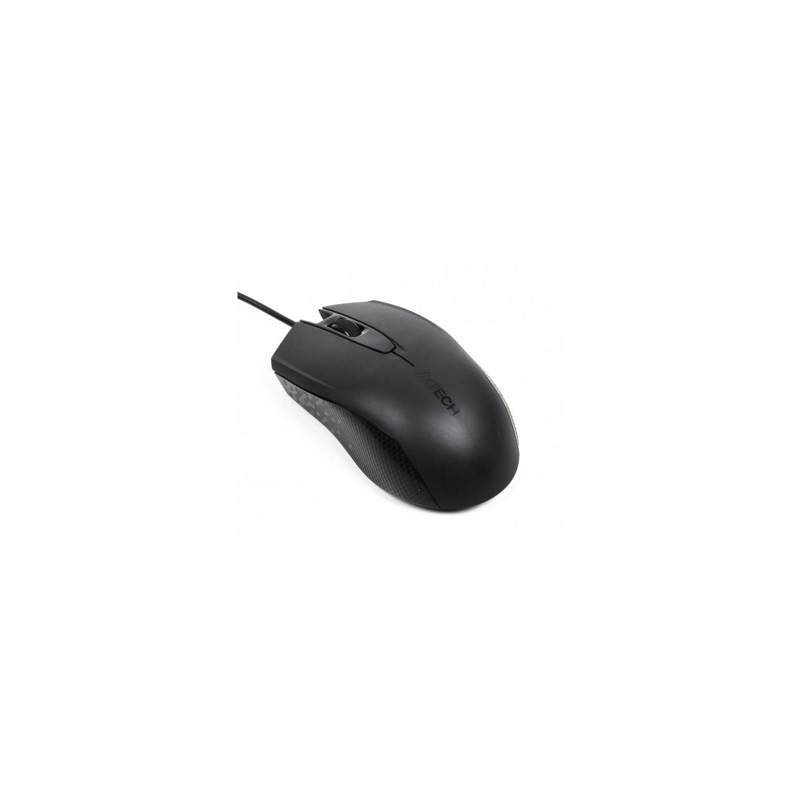 Мышка A4tech OP-760 Black изображение 3