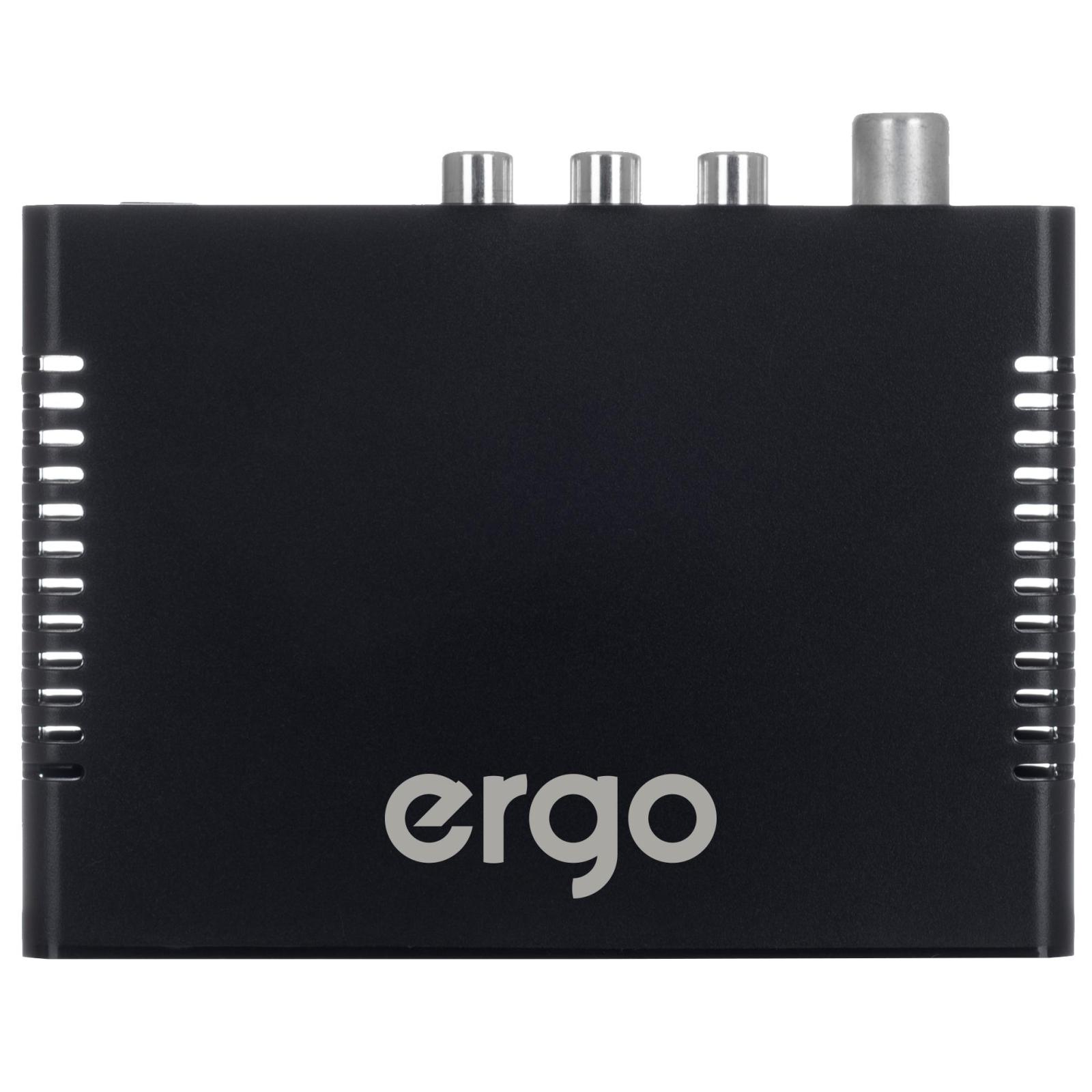 ТВ тюнер Ergo 1108 (DVB-T, DVB-T2) (STB-1108) зображення 2