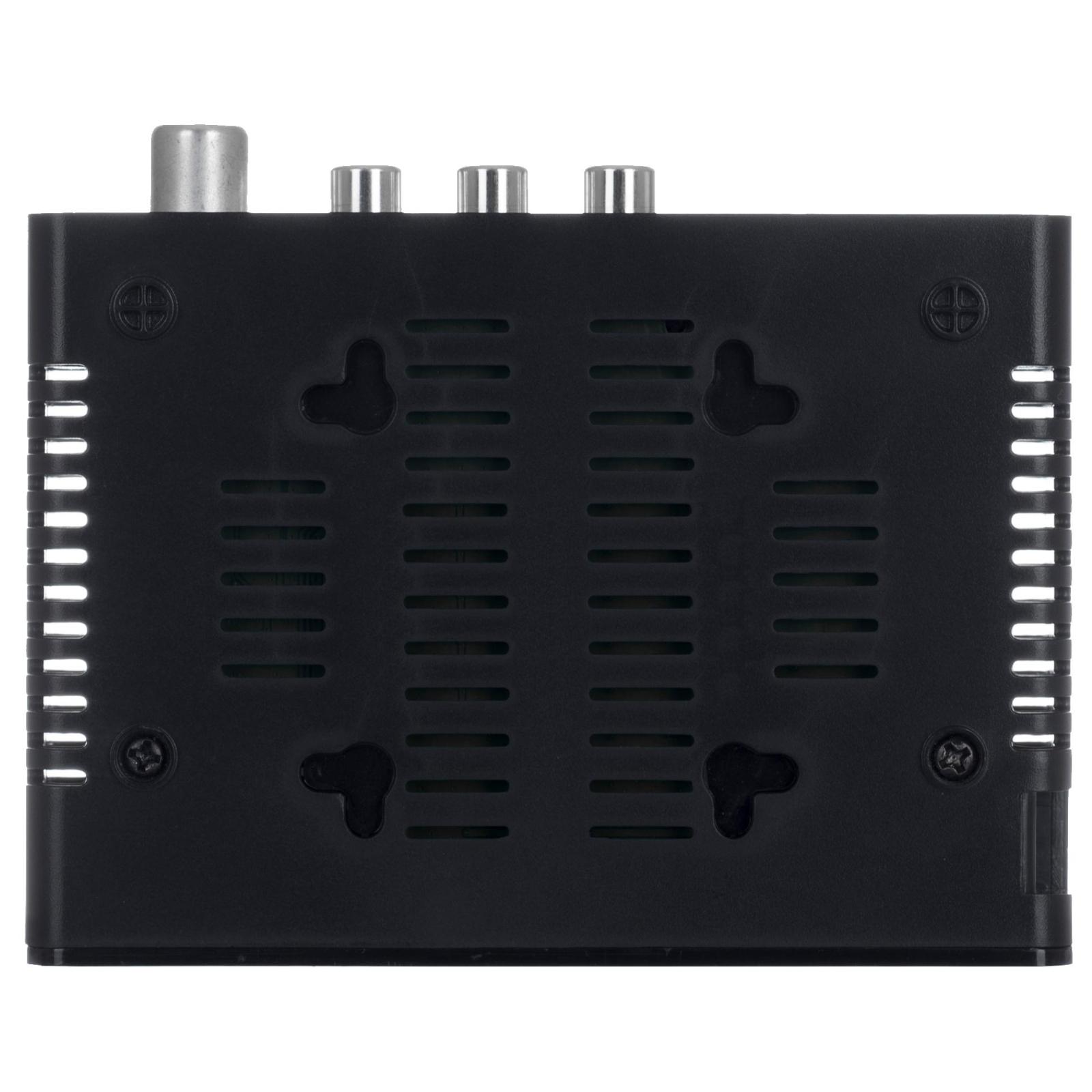 ТВ тюнер Ergo 1108 (DVB-T, DVB-T2) (STB-1108) зображення 3