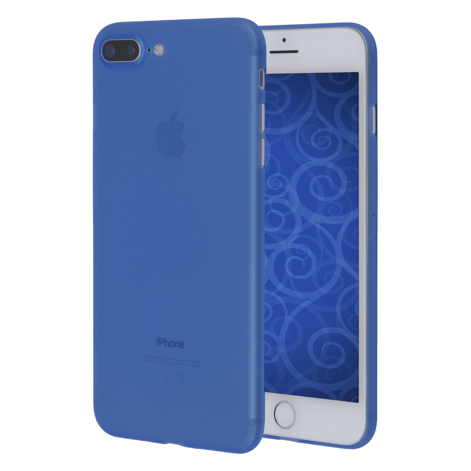 Чехол для моб. телефона MakeFuture PP/Ice Case для Apple iPhone 7 Plus Blue (MCI-AI7PBL) изображение 2