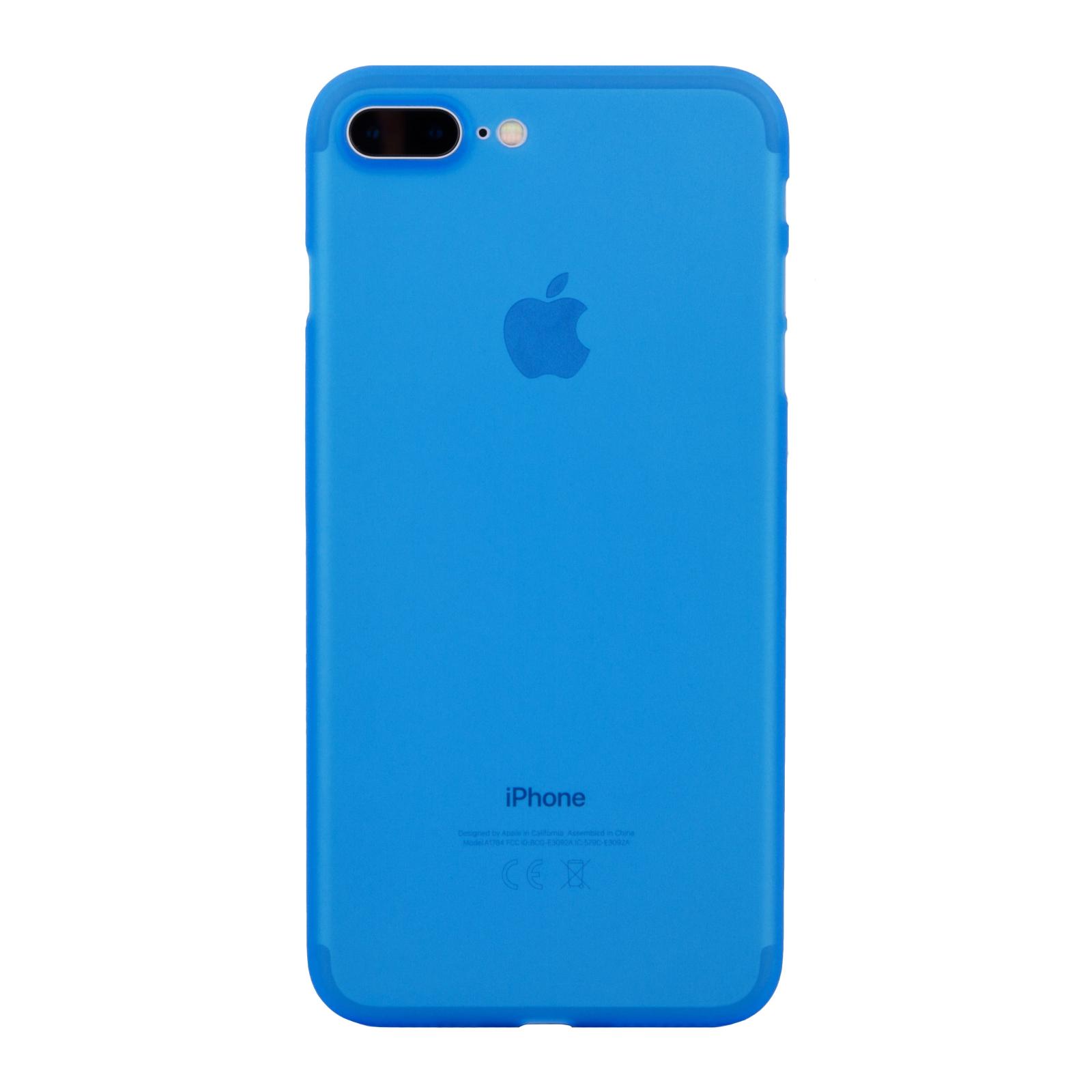 Чехол для моб. телефона MakeFuture PP/Ice Case для Apple iPhone 7 Plus Blue (MCI-AI7PBL)