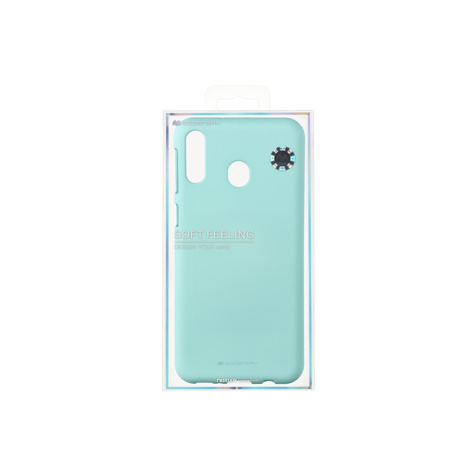 Чехол для моб. телефона Goospery Samsung Galaxy M20 (M205), SF JELLY, PINK (8809661780762) изображение 3