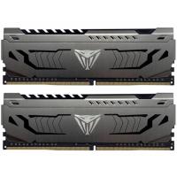 Модуль памяти для компьютера DDR4 16GB (2x8GB) 4133 MHz Viper Steel Patriot (PVS416G413C9K)
