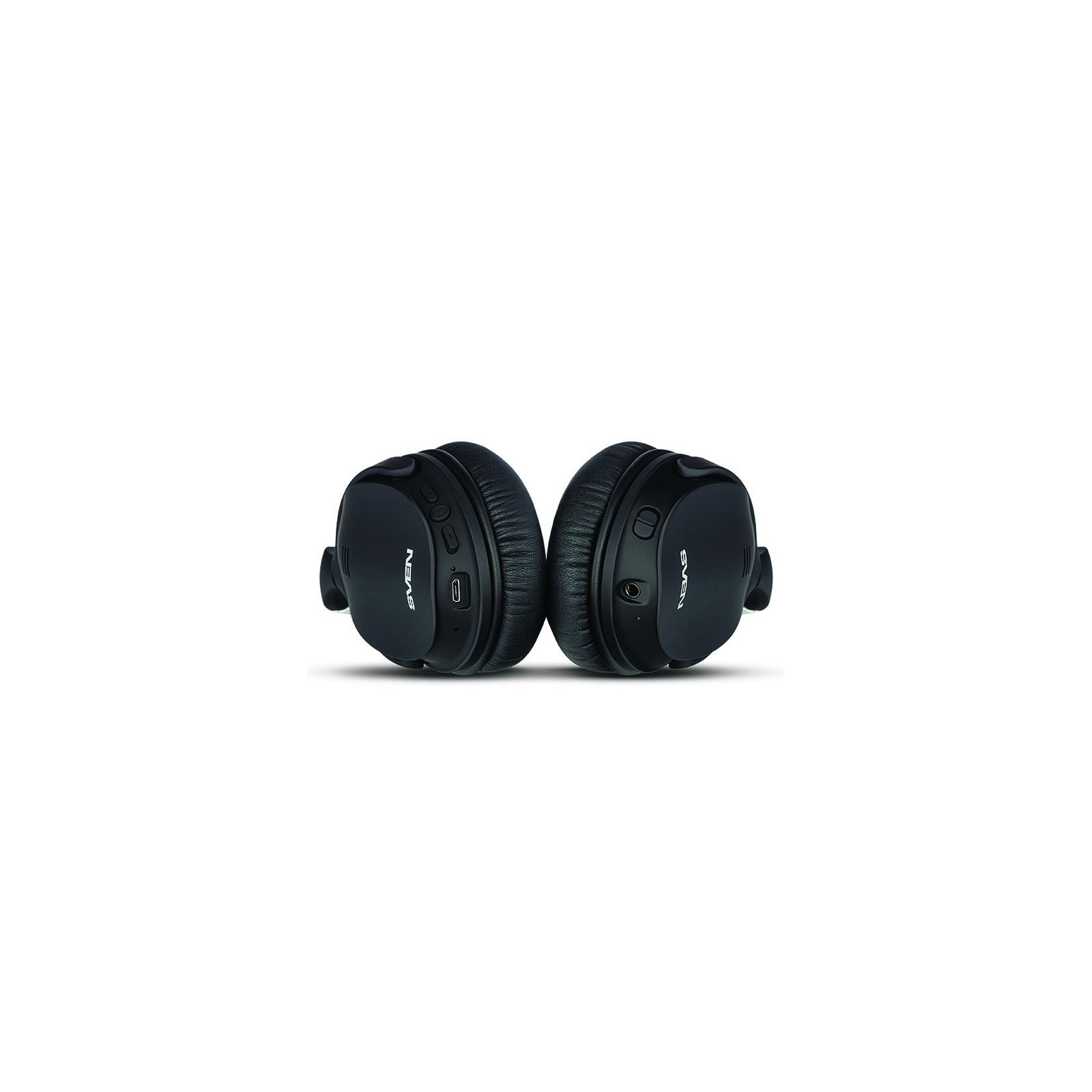 Наушники Sven AP-B900MV Black Bluetooth (AP-B900MV black) изображение 5