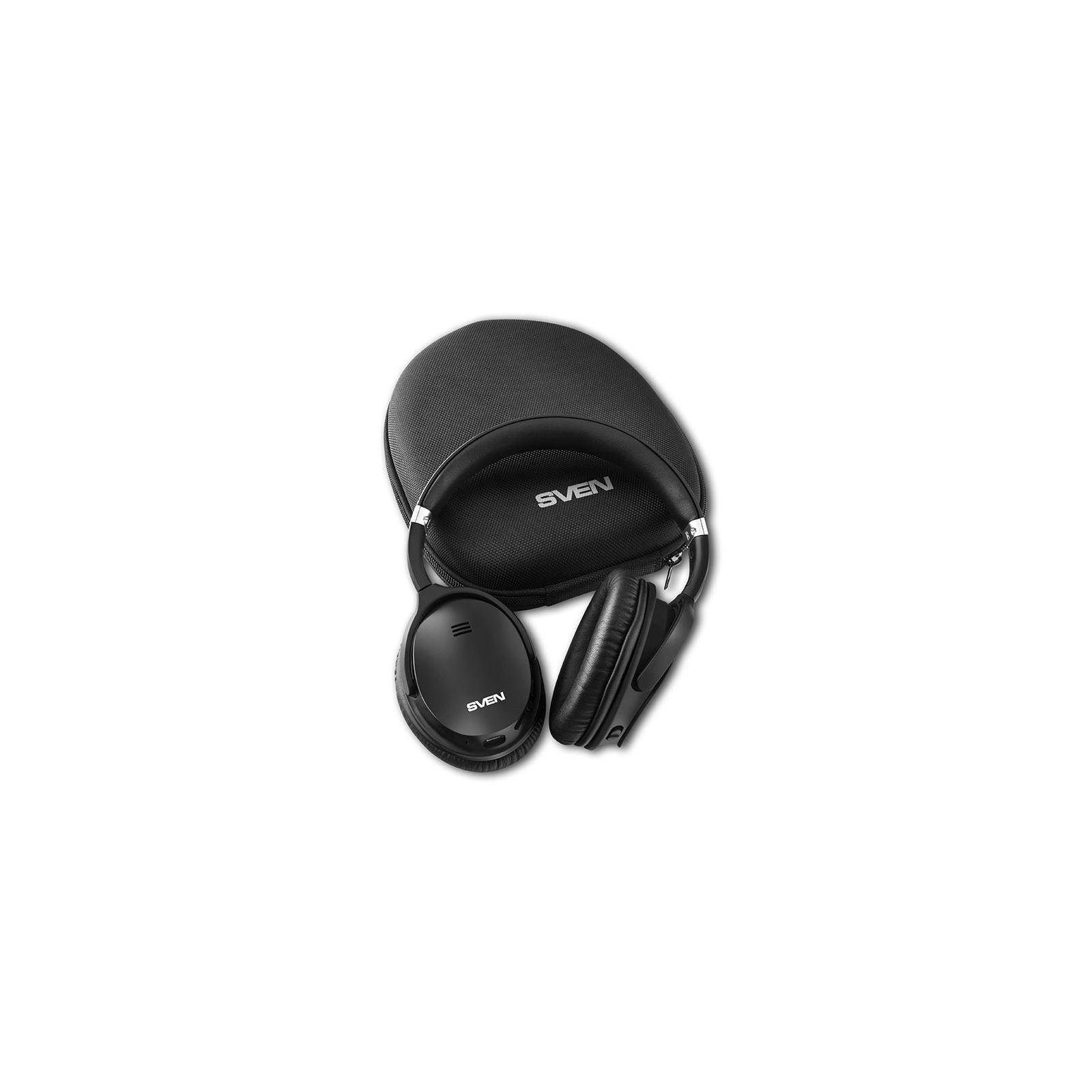 Наушники Sven AP-B900MV Black Bluetooth (AP-B900MV black) изображение 7