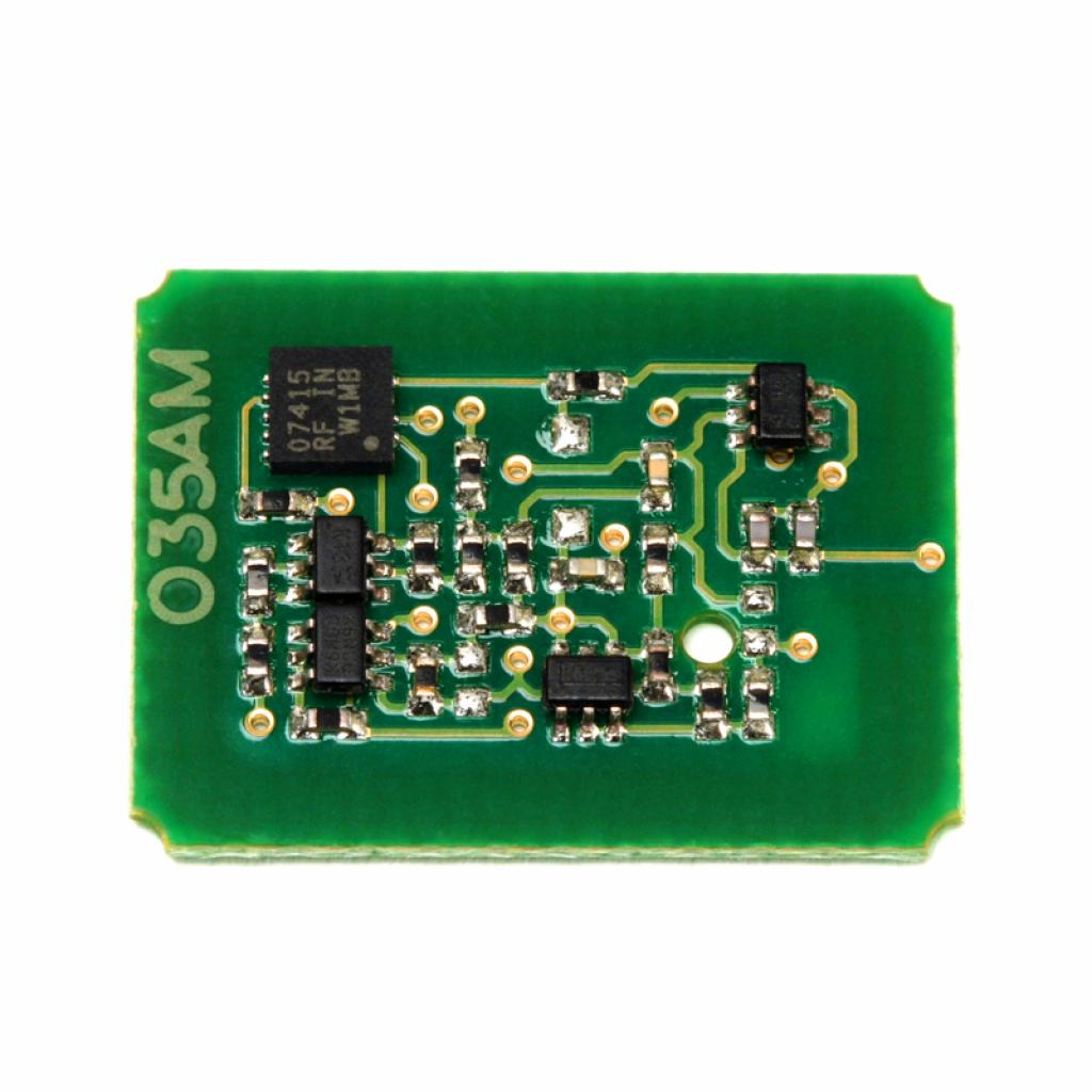 Чип для картриджа Oki C3530 (43459322) 2k magenta Static Control (OKI3530CPMAEU)