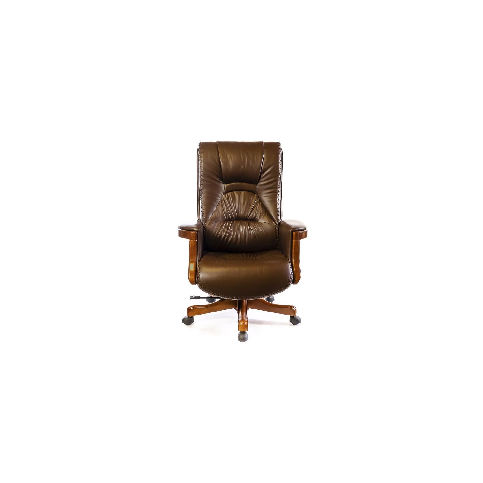 Офисное кресло Аклас Морион EX D-Tilt Коричневое (13627) изображение 2