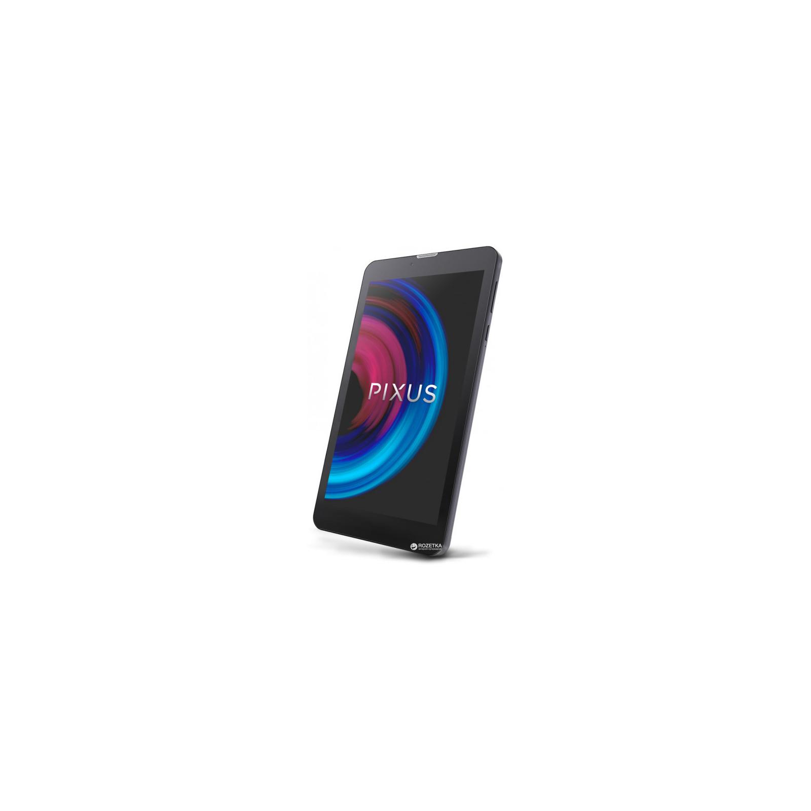 Планшет Pixus Touch 7 3G (HD) 2/16GB Metal, Black (4897058531213) изображение 2