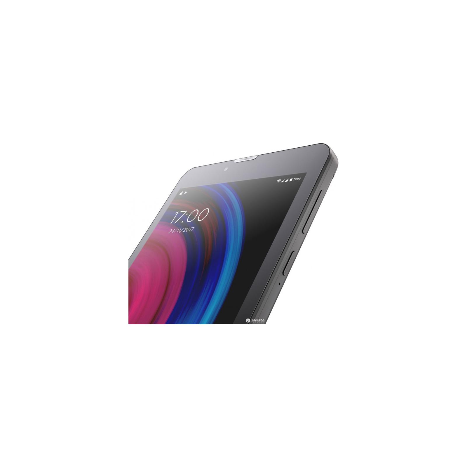 Планшет Pixus Touch 7 3G (HD) 2/16GB Metal, Black (4897058531213) изображение 5