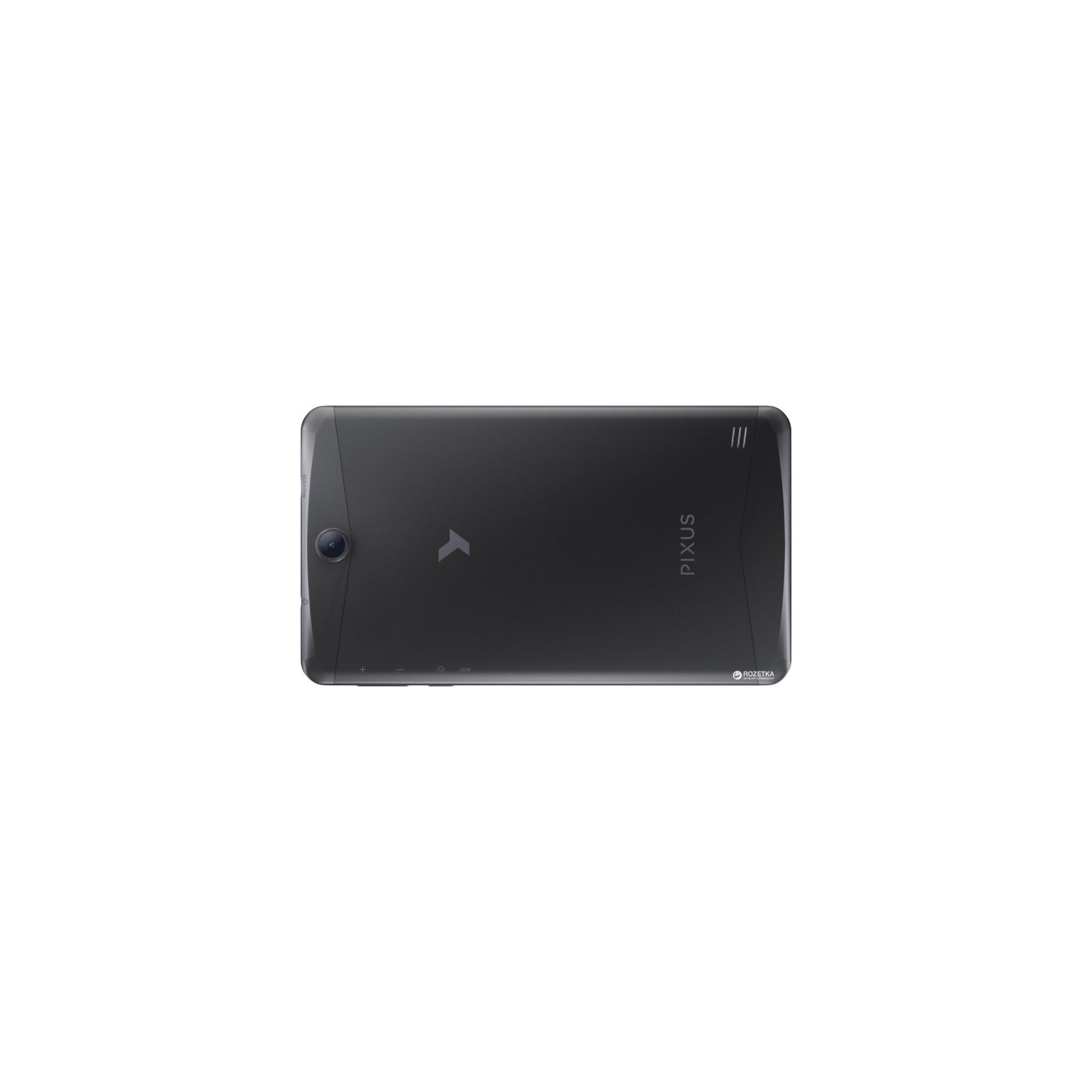 Планшет Pixus Touch 7 3G (HD) 2/16GB Metal, Black (4897058531213) изображение 7