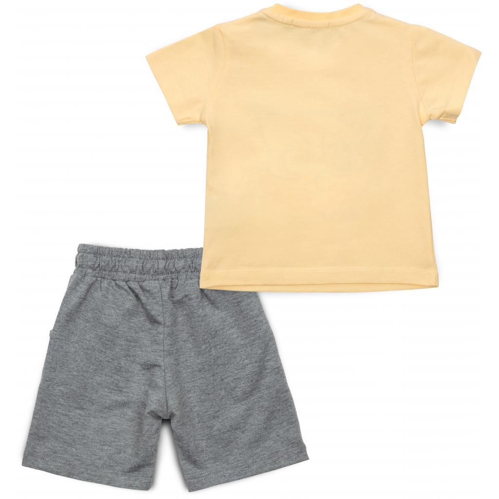 Набор детской одежды Breeze с енотом (15775-74B-yellow) изображение 4