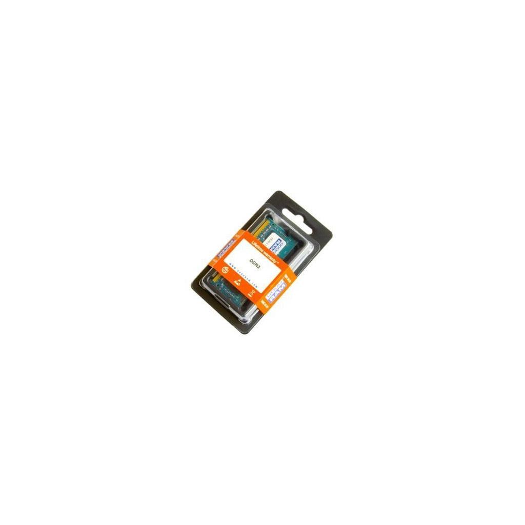 Модуль памяти для ноутбука SoDIMM DDR3 2GB 1333 MHz GOODRAM (GR1333S364L9/2G)