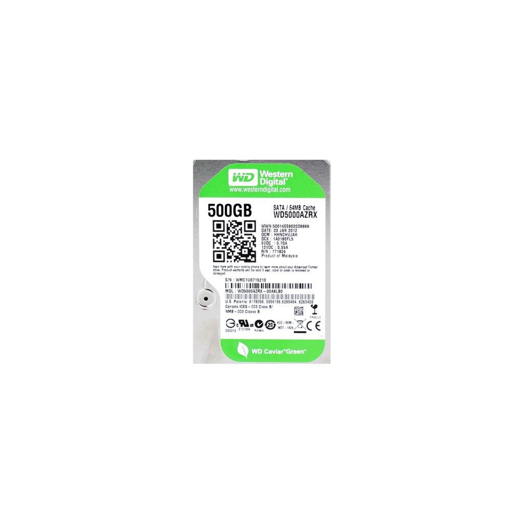 "Жесткий диск 3.5"" 500Gb Western Digital (WD5000AZRX)"