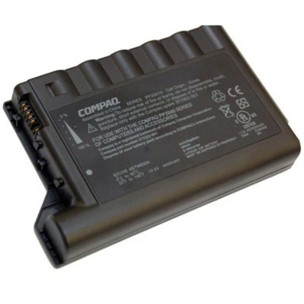 Аккумулятор для ноутбука HP PP2041H Evo N600 (PP2041H O 44)