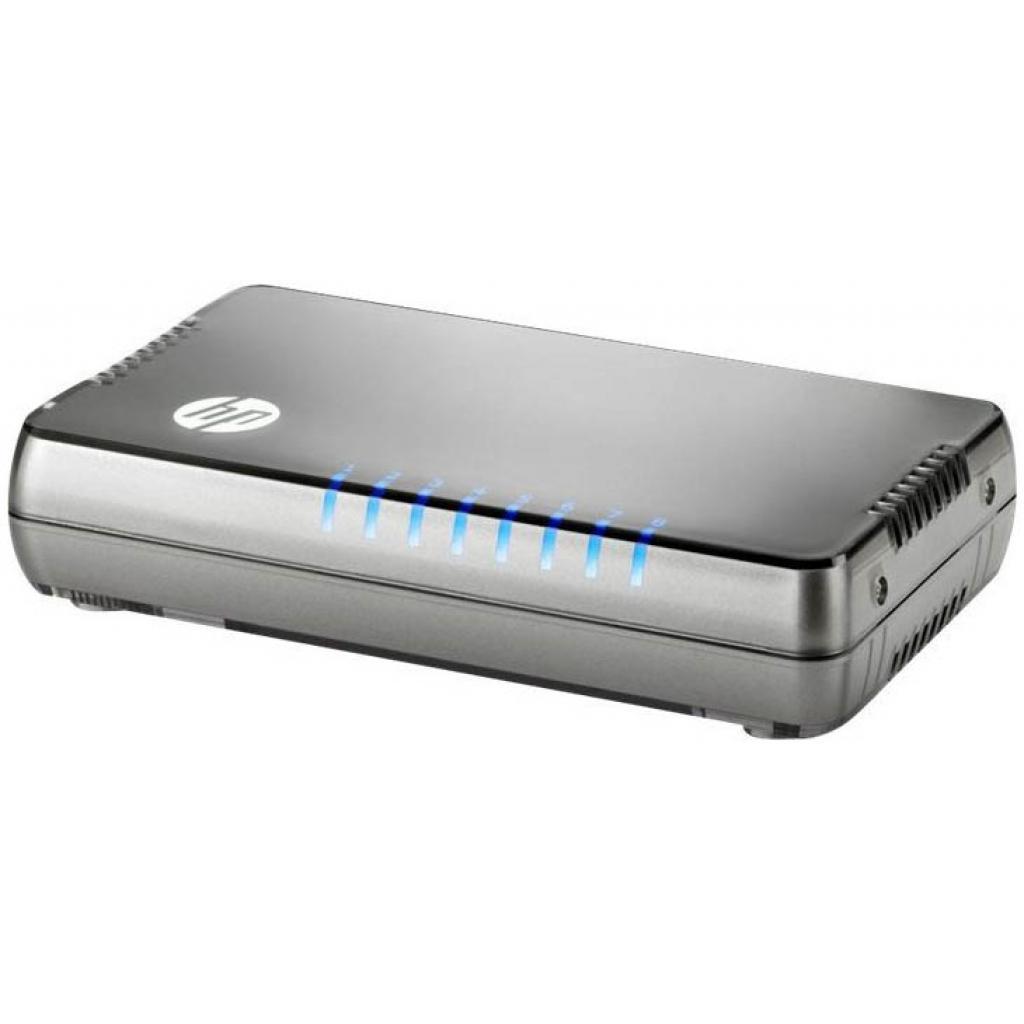 Коммутатор сетевой HP 1405-8 (J9793A) изображение 3
