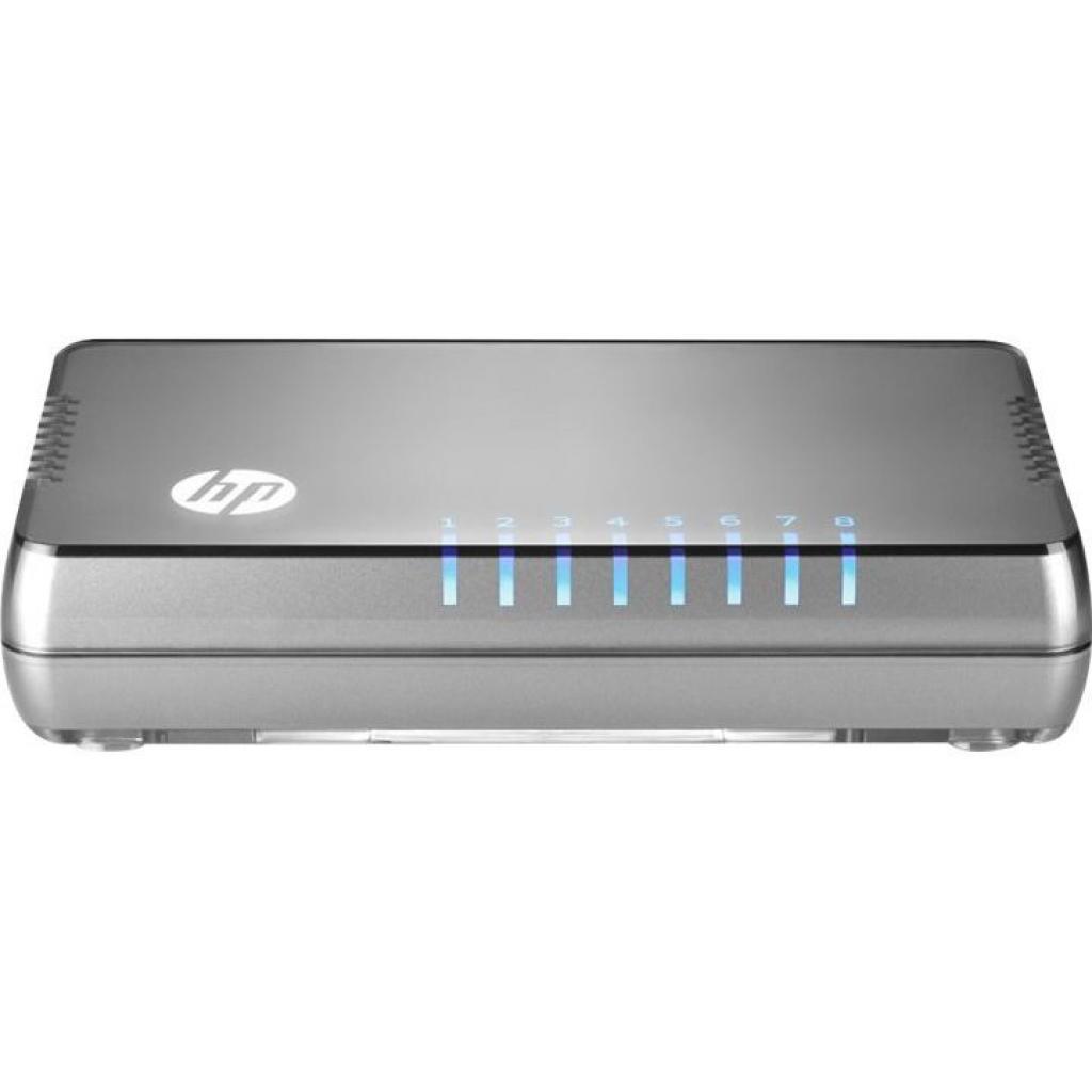Коммутатор сетевой HP 1405-8 (J9793A)