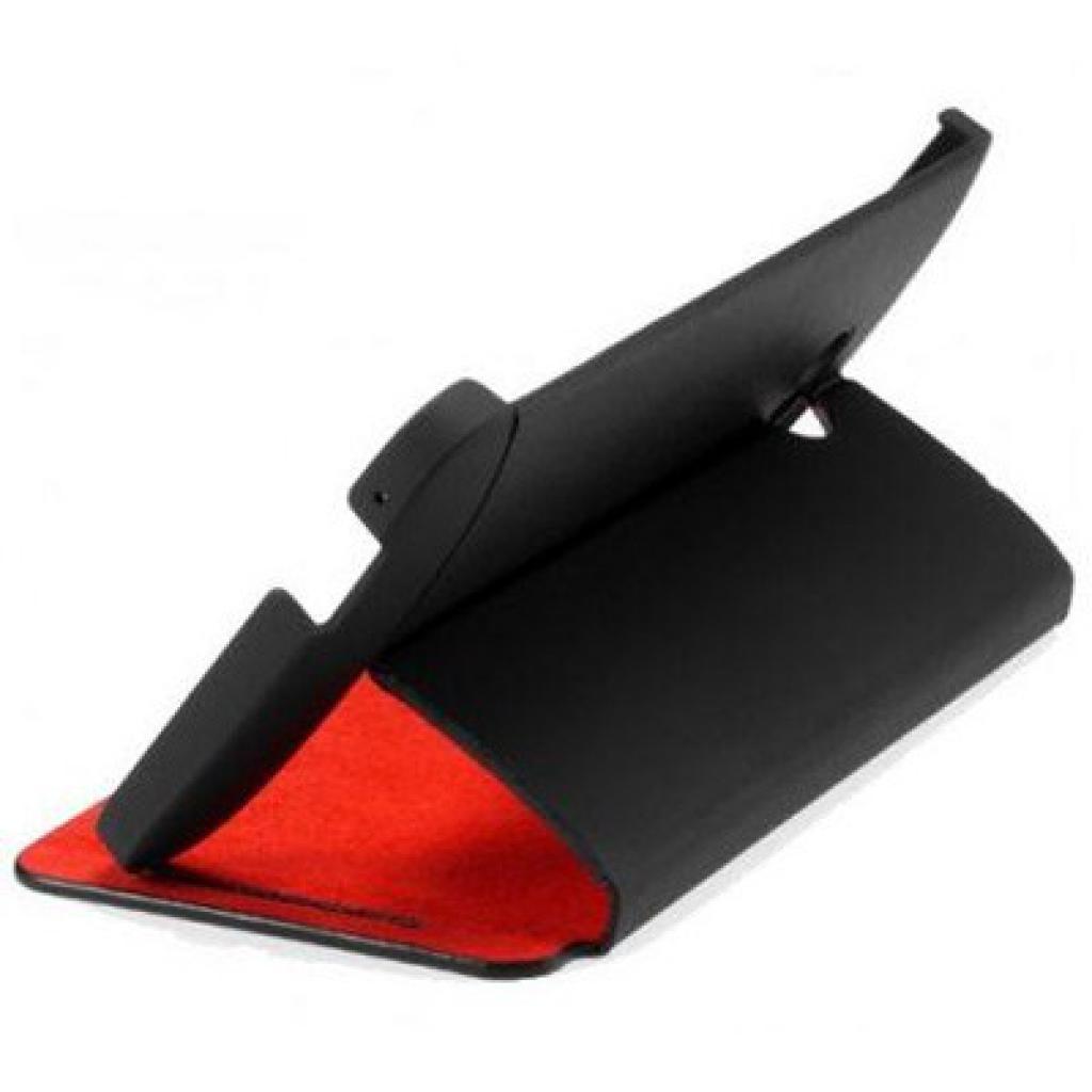 Чехол для моб. телефона HTC One (HC V841 Black-Red) (99H11210-00)