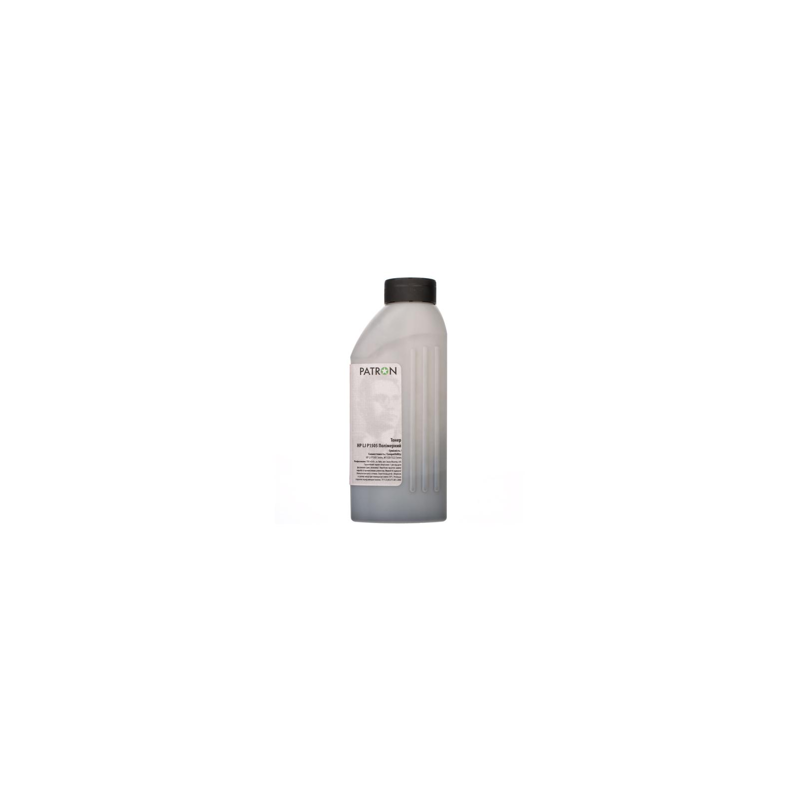 Тонер PATRON HP LJ P1505 Polymer 100г (PN-HLJP1505-P-100) изображение 2