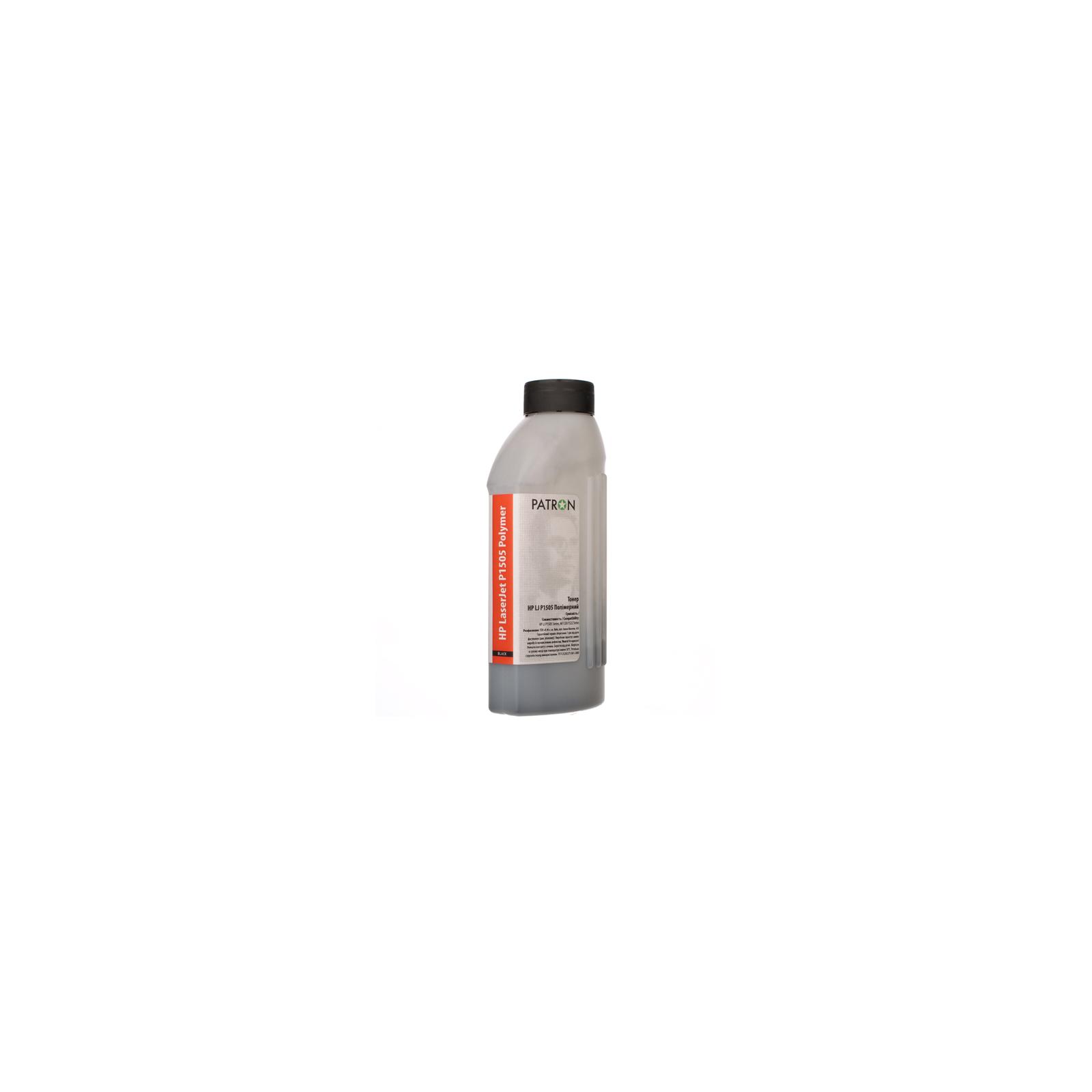 Тонер PATRON HP LJ P1505 Polymer 100г (PN-HLJP1505-P-100)