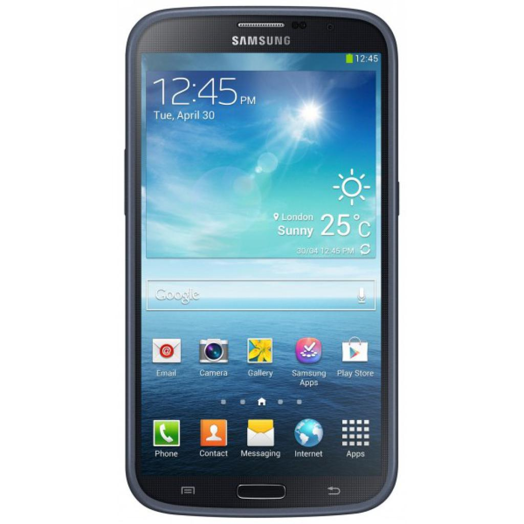 Чехол для моб. телефона Samsung I9200 Galaxy Mega 6.3/Black/накладка (EF-PI920BBEGWW) изображение 2
