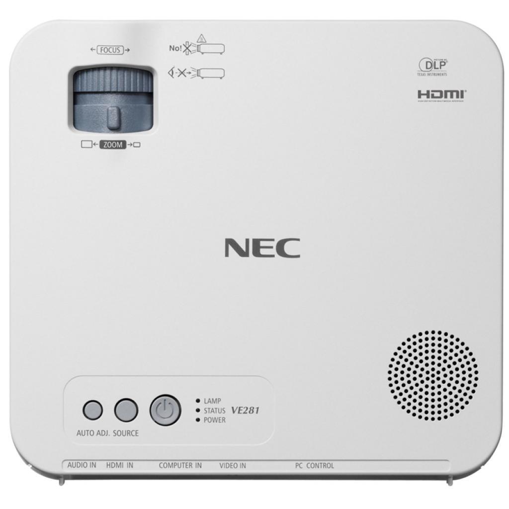 Проектор NEC VE281 (60006320) изображение 4