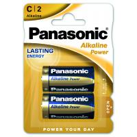 Батарейка PANASONIC LR14 PANASONIC Alkaline Power * 2 (LR14REB/2BP)