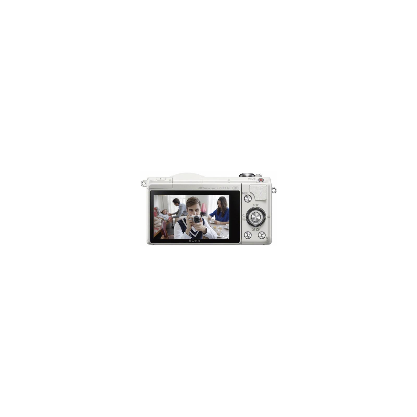 Цифровой фотоаппарат SONY Alpha 5000 kit 16-50 White (ILCE5000LW.CEC) изображение 3