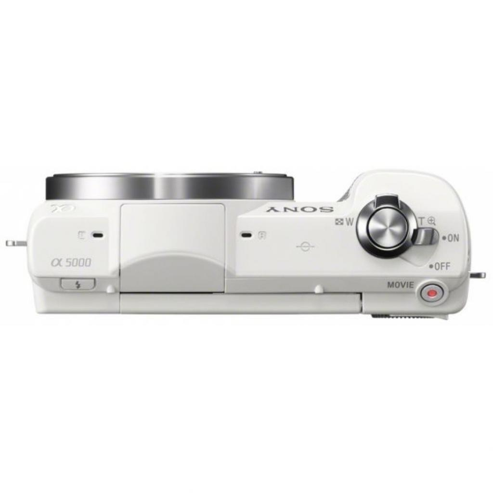 Цифровой фотоаппарат SONY Alpha 5000 kit 16-50 White (ILCE5000LW.CEC) изображение 4