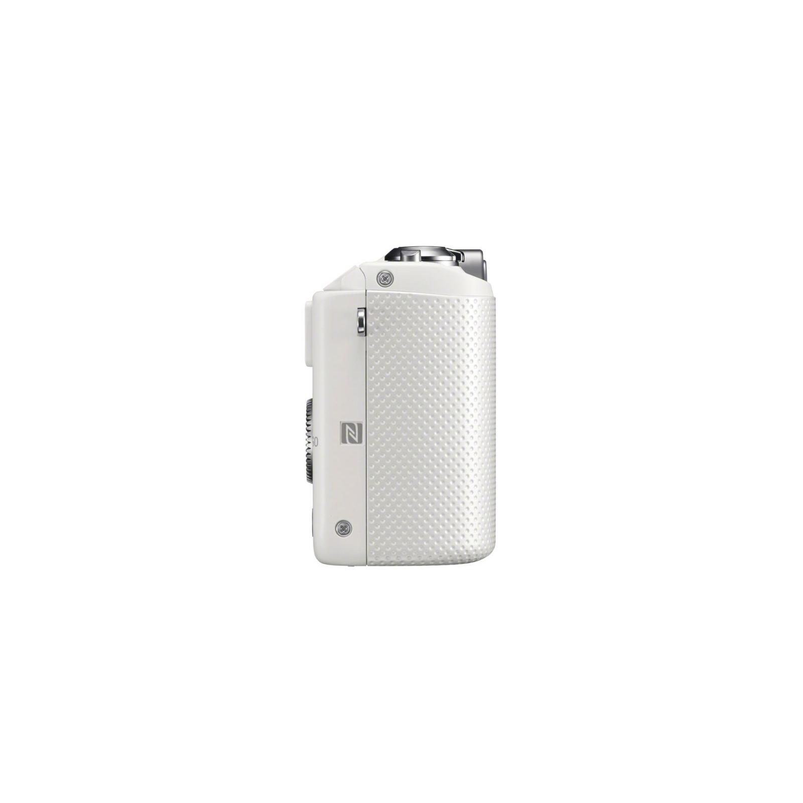 Цифровой фотоаппарат SONY Alpha 5000 kit 16-50 White (ILCE5000LW.CEC) изображение 5