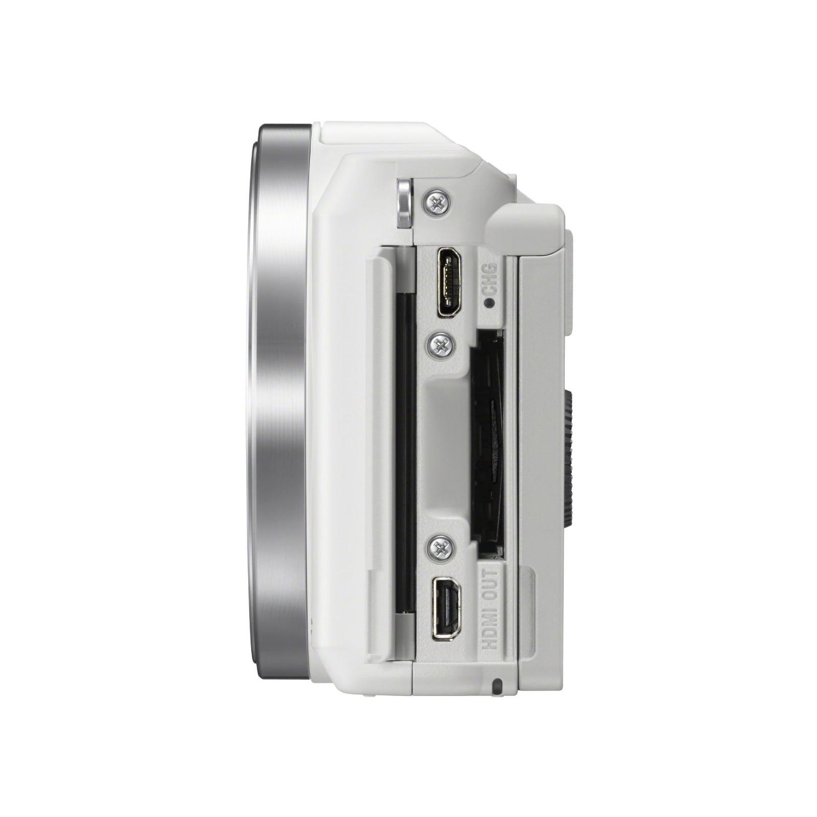 Цифровой фотоаппарат SONY Alpha 5000 kit 16-50 White (ILCE5000LW.CEC) изображение 6