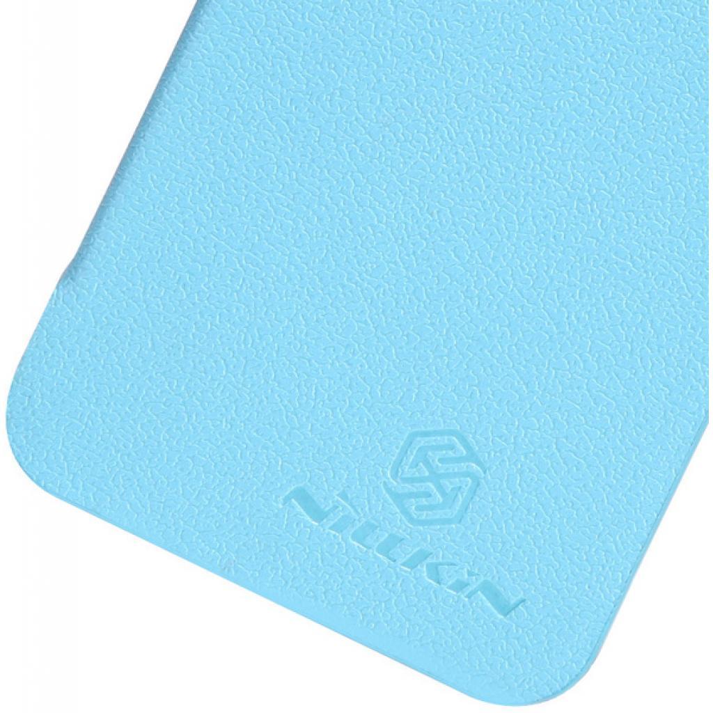 Чехол для моб. телефона NILLKIN для iPhone 5 /Fresh/ Leather/Blue (6065679) изображение 4