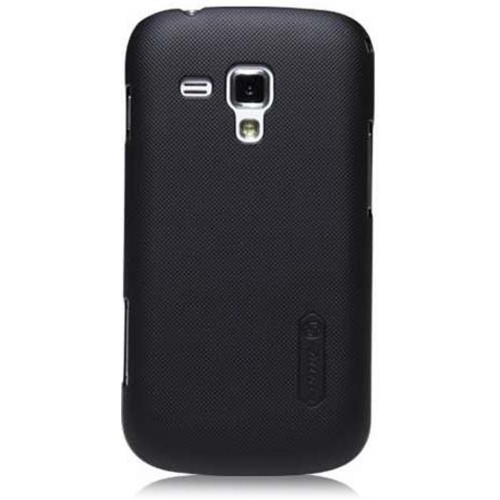 Чехол для моб. телефона NILLKIN для Samsung S7562 /Super Frosted Shield/Black (6065903)