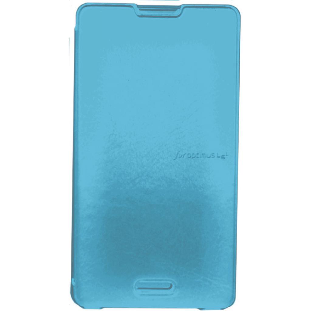 Чехол для моб. телефона VOIA для LG E450 Optimus L5II /Flip/Mint (6068231)