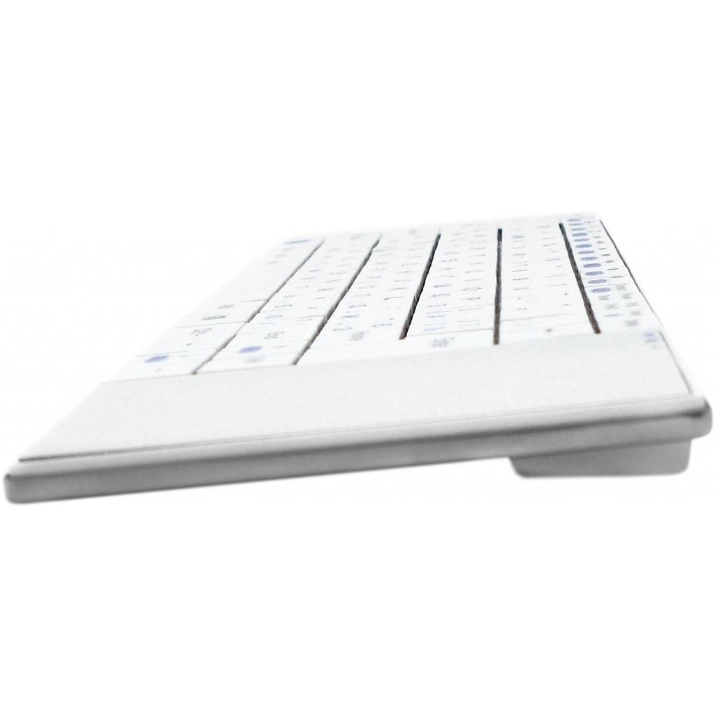 Клавиатура GEMBIRD KB-P4-W-UA изображение 5